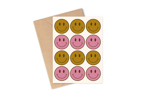 Smiley - Card