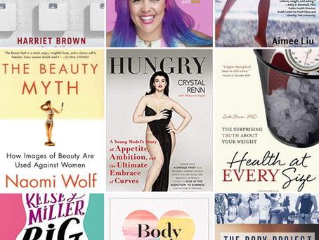 Books That Helped Me Love My Body