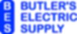 Butler's Electric Supply Logo