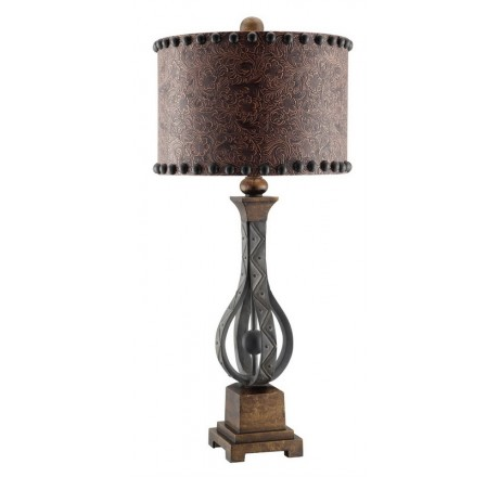 Crestview Lamps CVAUP994