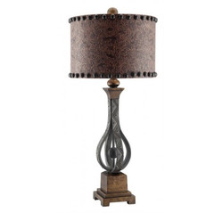 Crestview Lamps CVAUP994