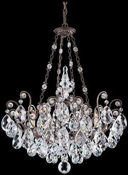 Schonbek Crystal 3787-76TK