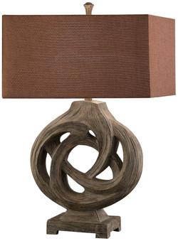Crestview Lamps CVAUP687