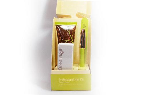 Professional Nail Kit Fresh Flora
