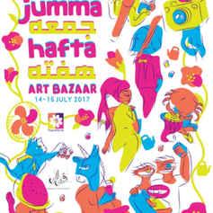 Jumma Hafta Art Bazaar 2017
