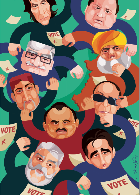 Pakistan Election Series, June 2013