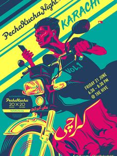 PechaKucha Karachi Vol1
