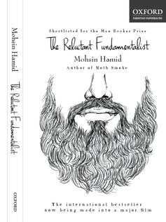 The Reluctant Fundamentalist (Mock cover)