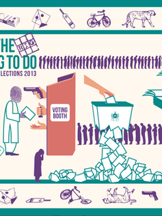Elections 2013 Infographic