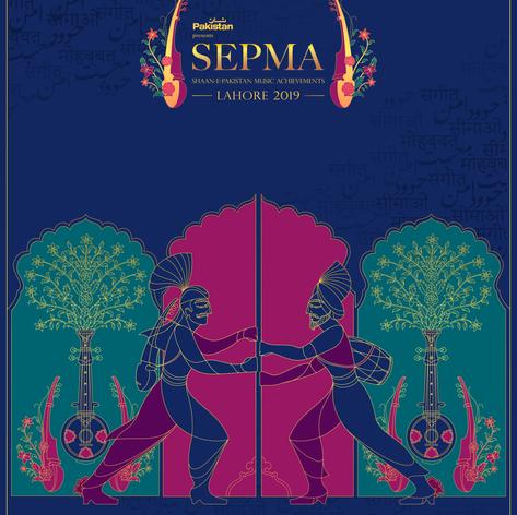 Shaan-E-Pakistan Music Achievements (SEPMA19)