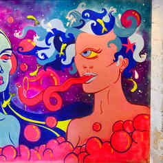Mural collab: FXS