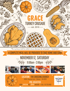 Grace Turkey Crusade Registration