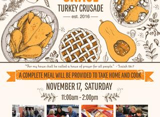 Grace Turkey Crusade Registration