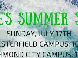 Thrive Summer Splash