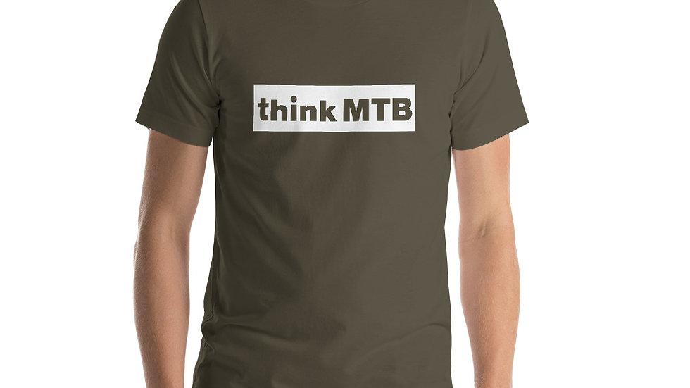 thinkMTB Block T-shirt