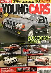 YOUGCARS N°2/janvier 2011 6 pages sur la TC1 1600 XL