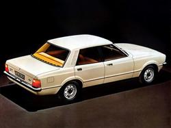 Ford Taunus 1,3 L 4-door (TC) '1976–79