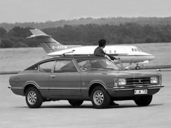 Ford Taunus coupé