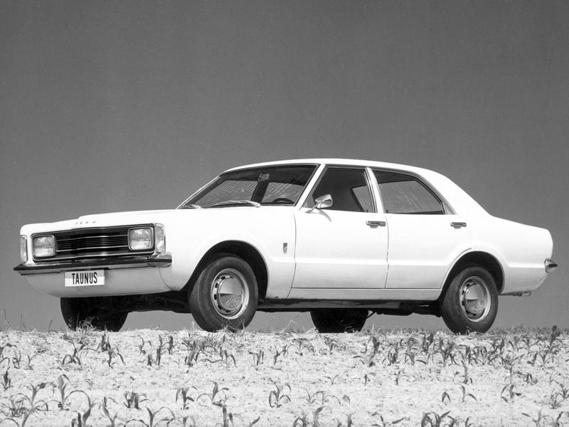 Ford Taunus 1974