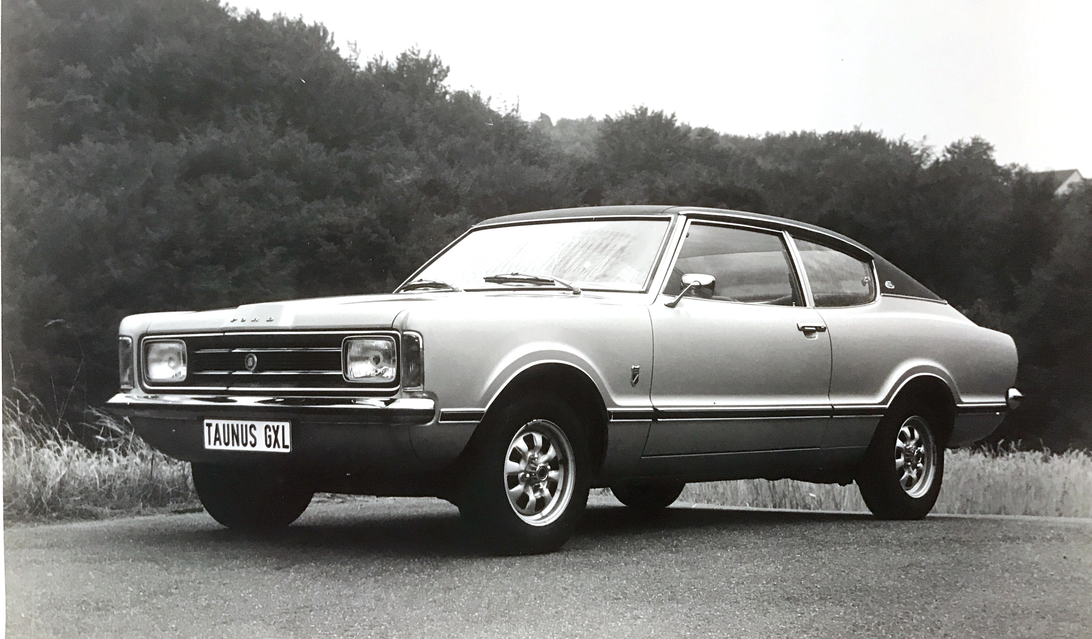 Taunus coupé