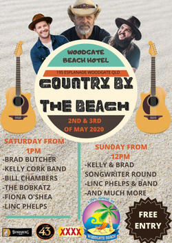 Country By The Beach 2020