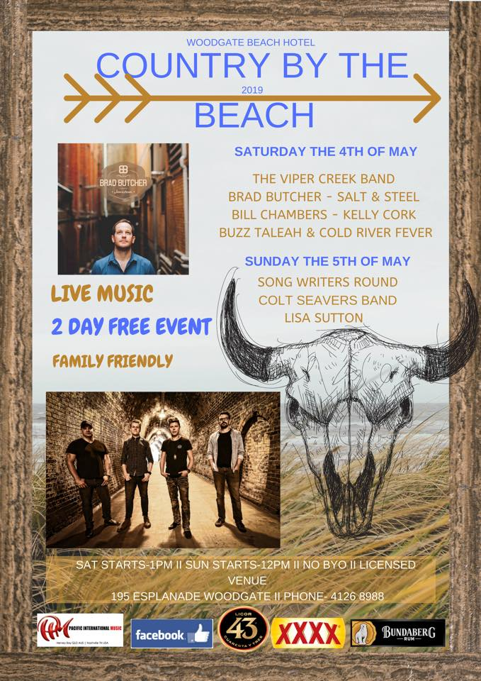 Country By The Beach 2019