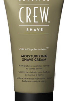 Moisturizing Shave Cream