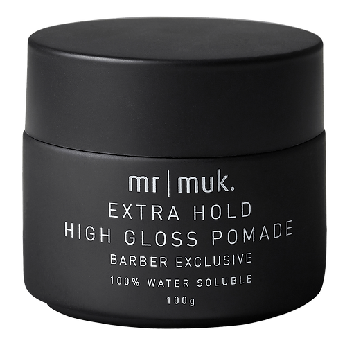 MR MUK EXTRA HOLD HIGH GLOSS POMADE 100G