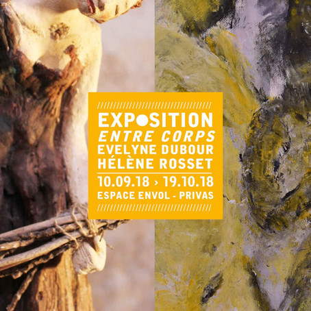 Entre corps - Exposition Espace Envol