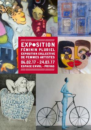 Exposition : Féminin Pluriel