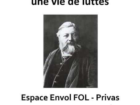 Conférence : Gustave Courbet une vie de luttes – CLEEP Privas