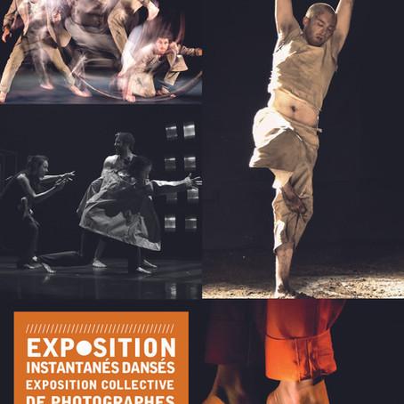 Exposition collective Instantanés dansés