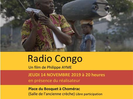 Rencontre, projection et débat de l'Amicale Laïque de Chomérac