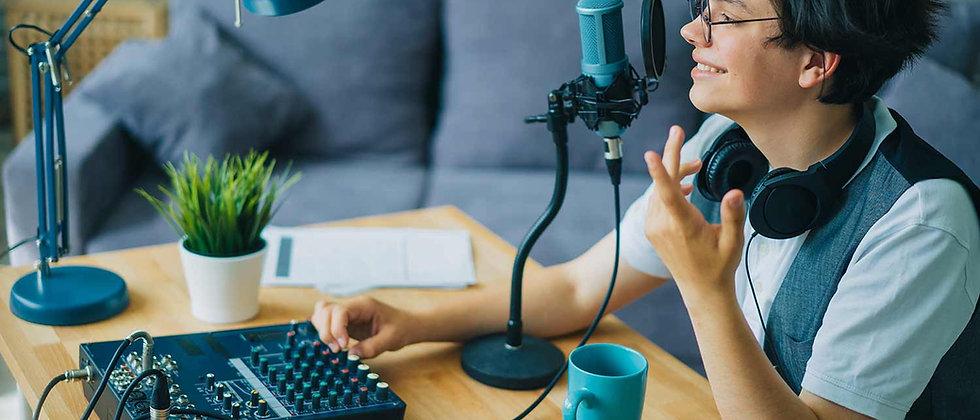 Journalisme et radio
