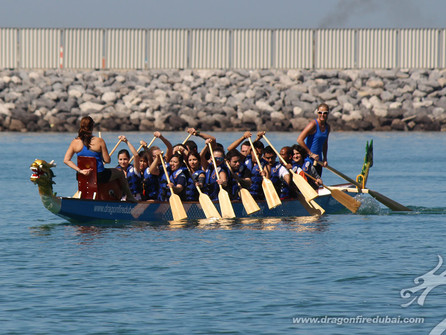 Dragon Boating: A Brief History and The Corporate Connection