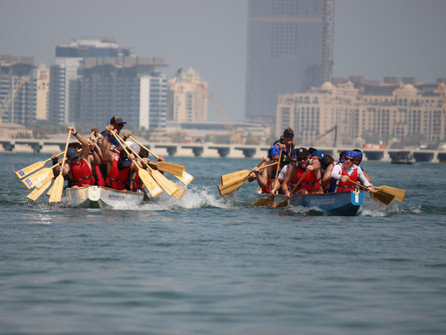 Is Dragon Boating an inclusive Team Building Activity?