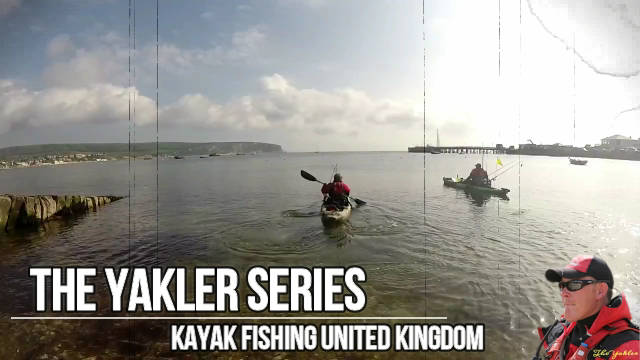 The Yakler Series - Kayak Fishing - United Kingdom