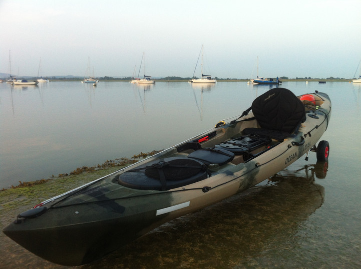 Why the Ocean Kayak Trident 13