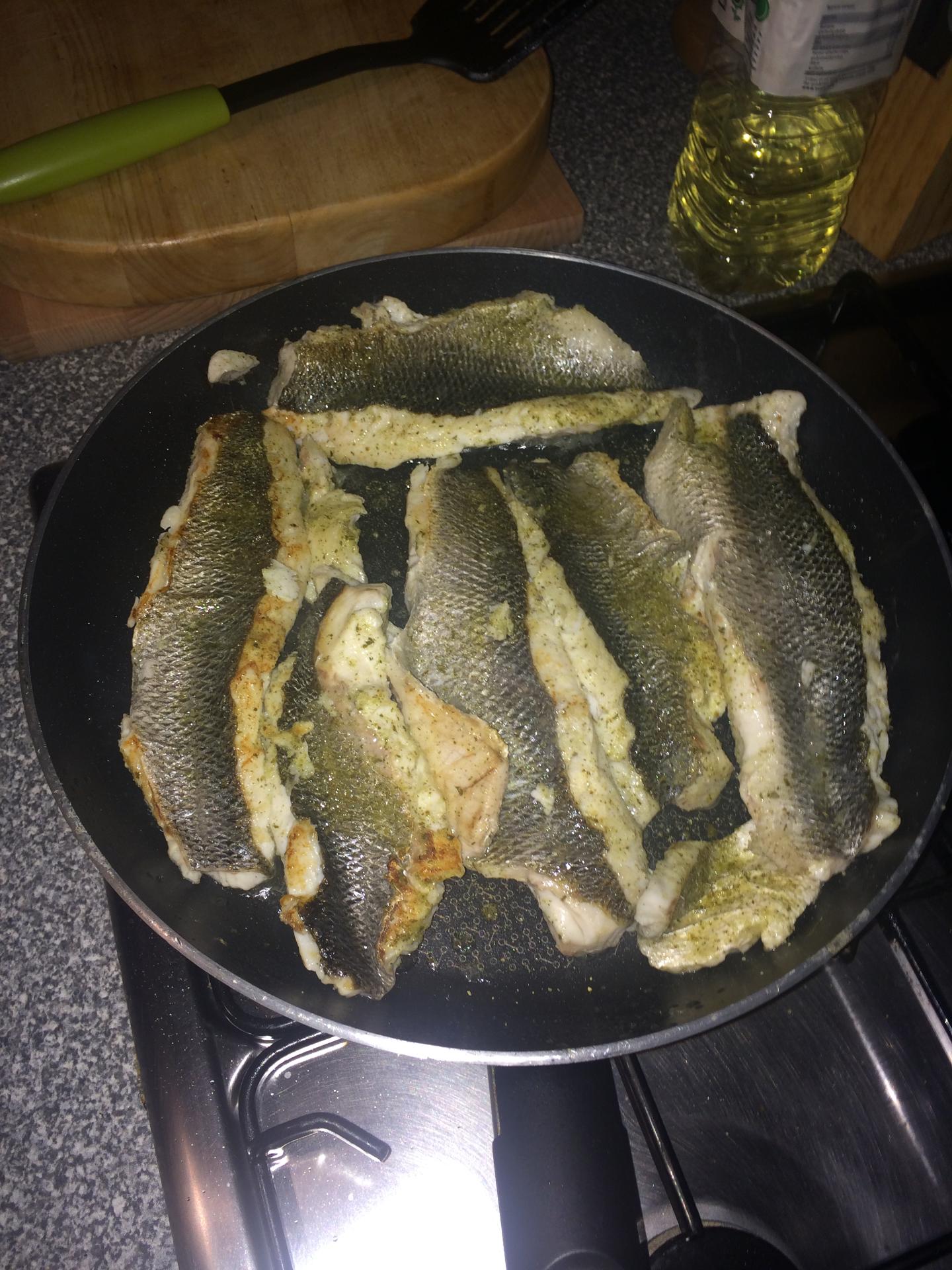 Pan Frying