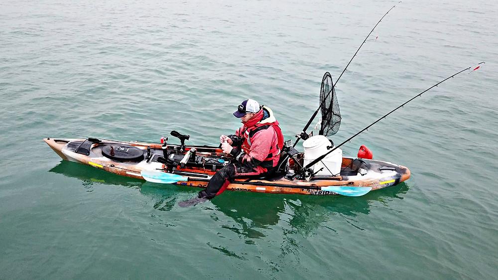 The Kayak Anglers Setup