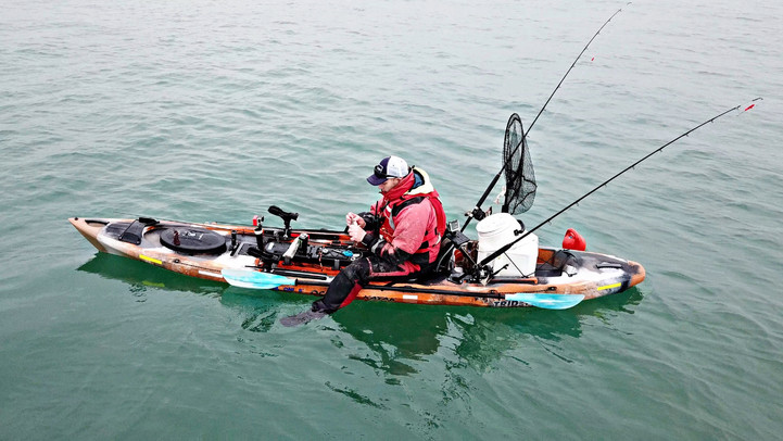 Kayak Fishing Kit List