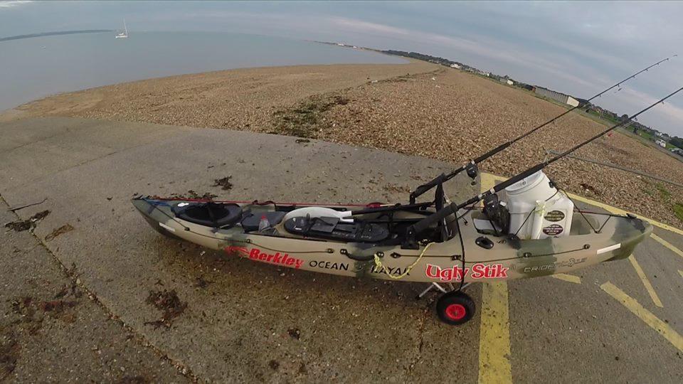 The Fishing Machine