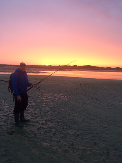 Chichester Estuary Sunset