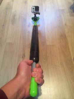 DIY Go Pro Pole