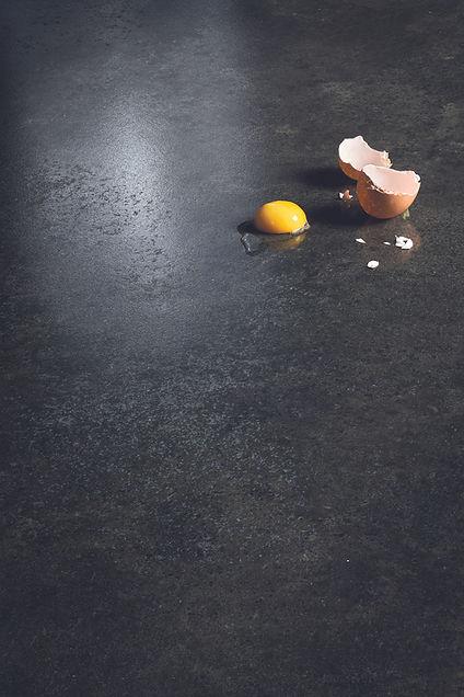 Level Raku Nero 160x320 Amb Cucina uovo