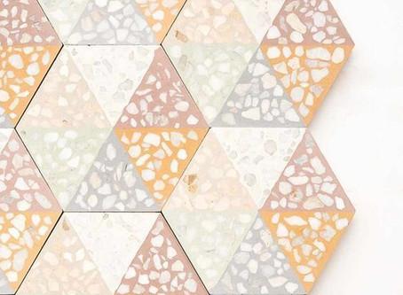 بلاطات التيرازو: تصماميم تنفع لكل وقت وكل مساحة Terrazzo Tiles: Timeless Styles