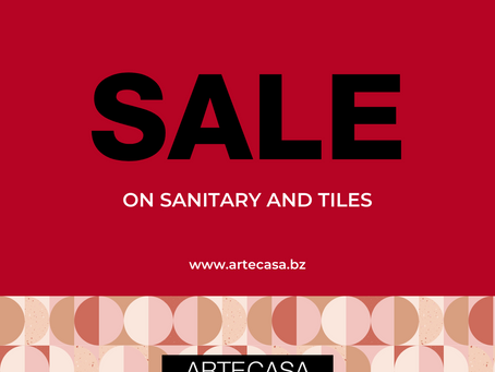 ARTECASA Spring Sale 2021