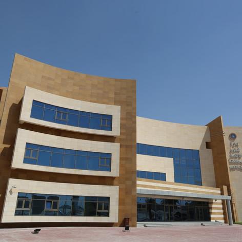 Mubarak Alkabeer- Immigration Office