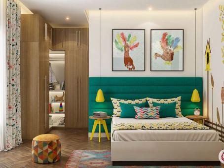 5 Tips for Designing Kids Rooms 5 أساسيات يجب اتباعها عند تصميم غرف الأطفال