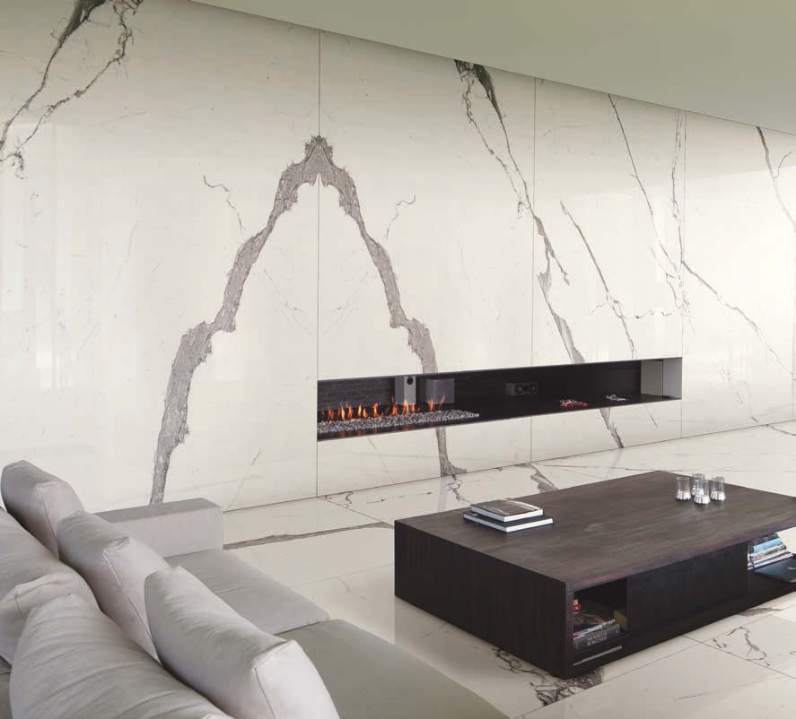 Marble prints on stone is becoming very popular with the increase of the print technology
